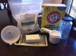 diy homemade natural dishwasher detergent recipe